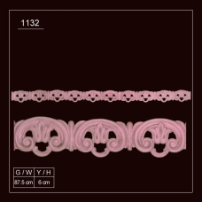 1132 Embossed Applique