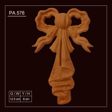 PA.576 Flexible Wood Applique