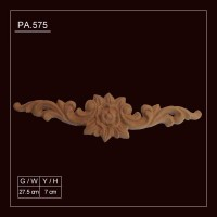 PA.575 Flexible Wood Applique