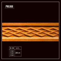 PM.868 Flexible Wood Moulding