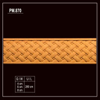 PM.870 Flexible Wood Moulding