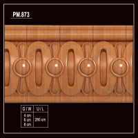PM.873 Flexible Wood Moulding