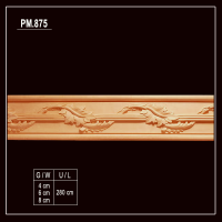 PM.875 Flexible Wood Moulding