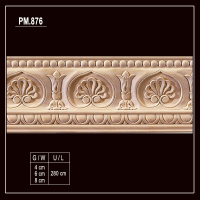 PM.876 Flexible Wood Moulding