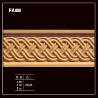 PM.880 Flexible Wood Moulding