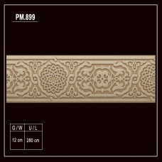PM.899 Flexible Wood Moulding